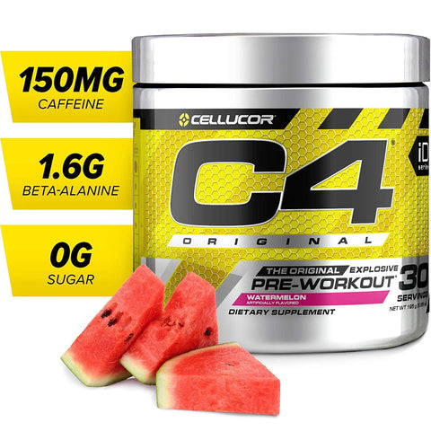 Cellucor C4 Original 30 Serv Watermelon