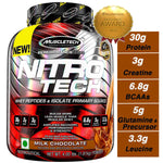Muscle Tech Nitro Tech 4Lbs Chocolate