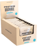 MYProtein Brownie White Chocolate (Box)