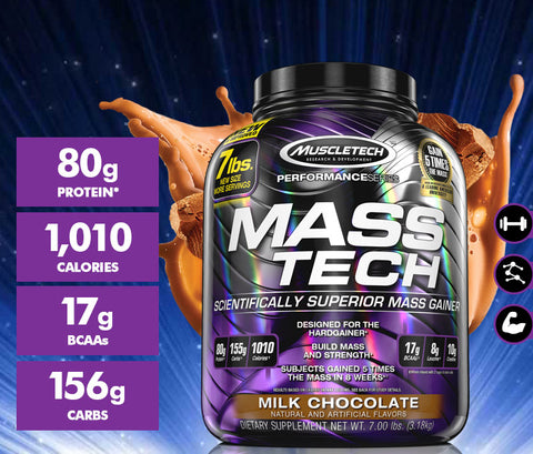 Mass Tech Performance 7Lbs