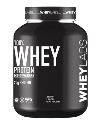 WheyLabs 100% Whey Chocolate Melt