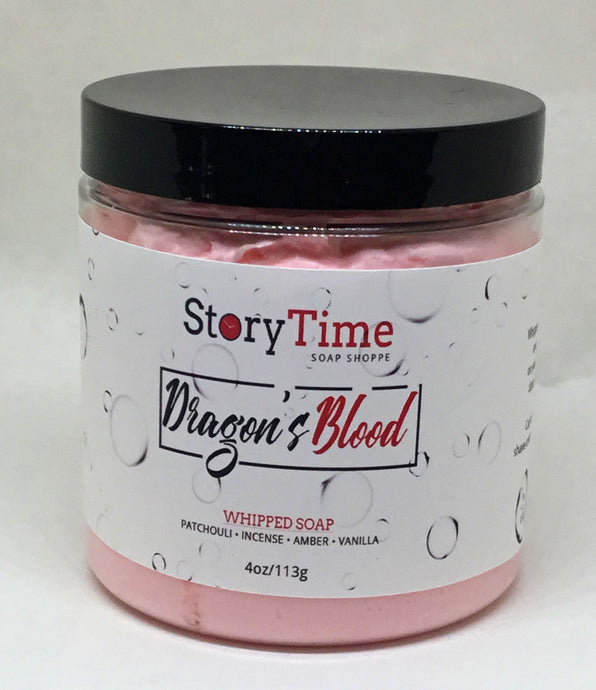 Dragon's Blood Whipped Facial Soap - Unisex