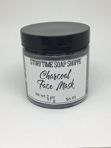 Charcoal Face Mask - 2 oz