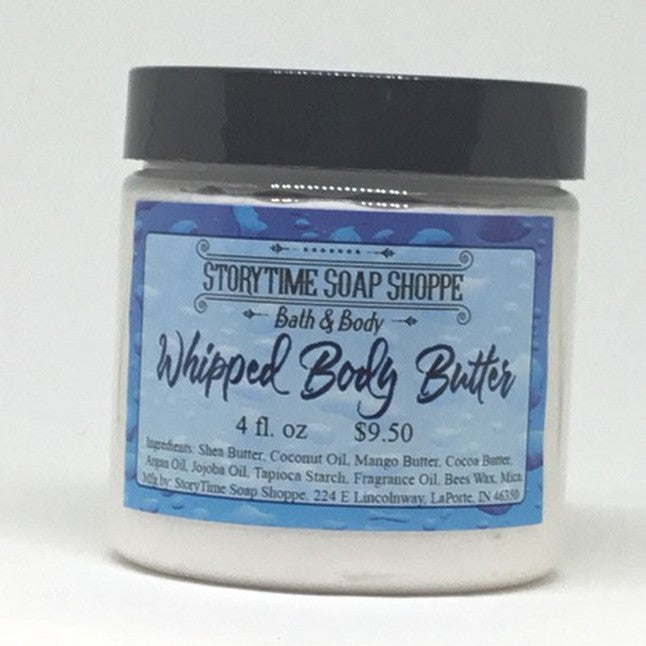 Small Whipped Body Butter - Spell Bound