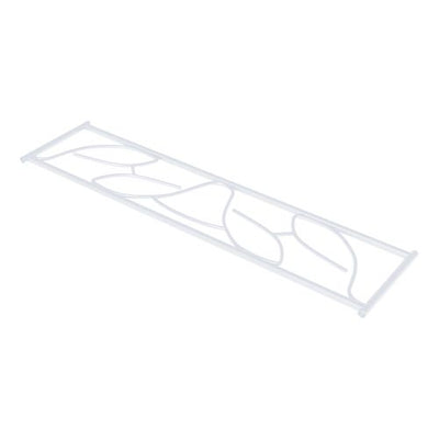 SecuBar Siertralie Deco 2, Wit, Op de dag, 250x825 mm