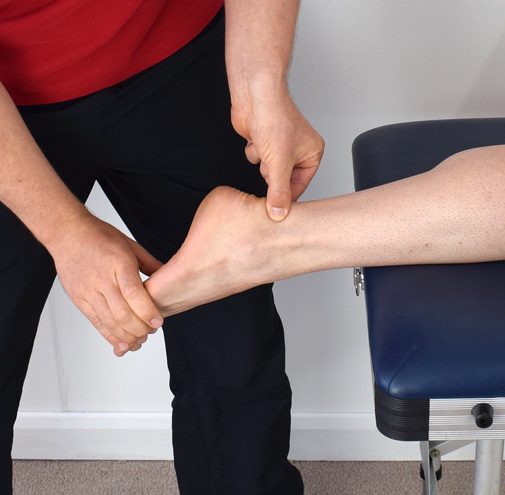 Tips to Heal your Ankle Sprains