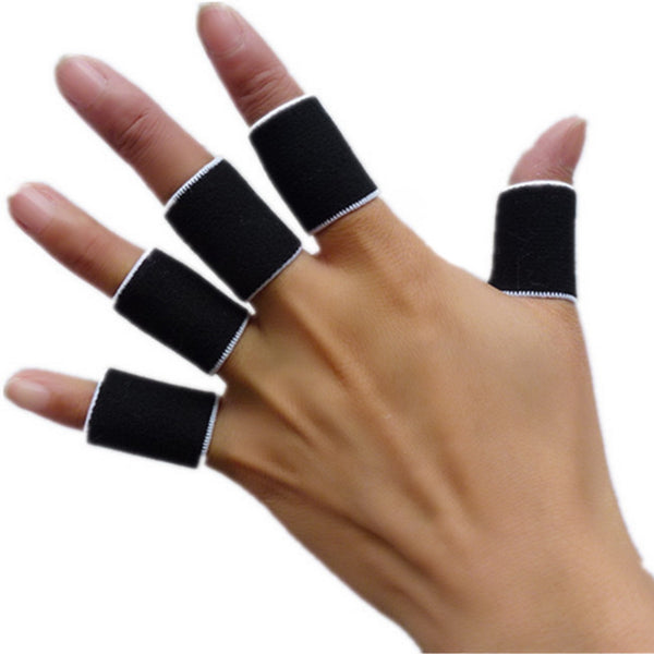 10 Piece Stretchy Protective Gear Finger Guard
