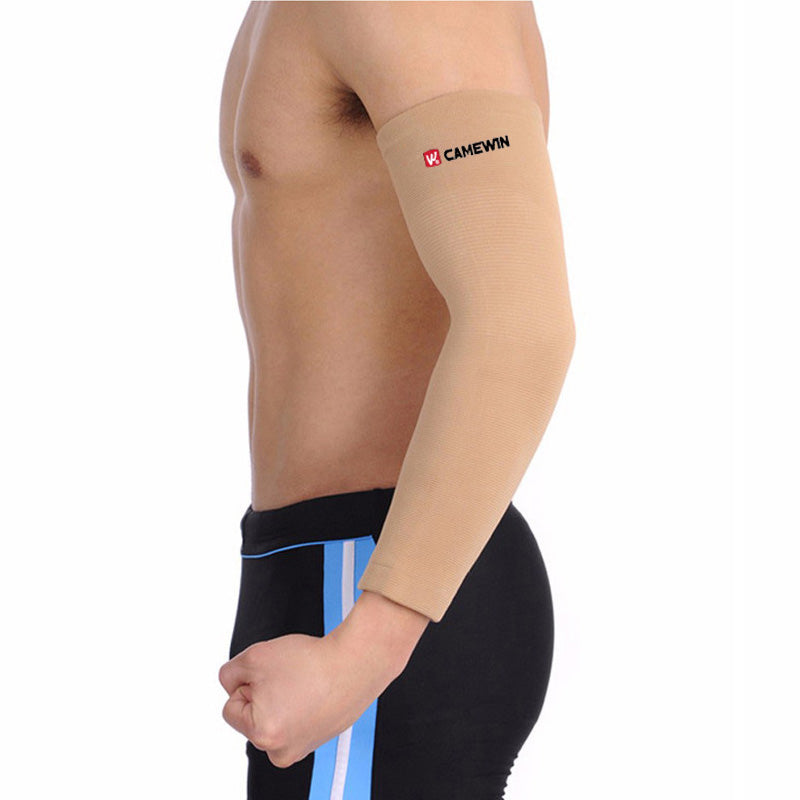 2 Piece Long Sleeve Elbow Protector