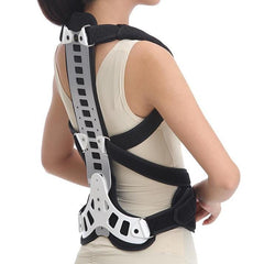 Spinal Orthosis Fixation Brace -Thoracic Spine Kyphosis Correction Shoulder Brace