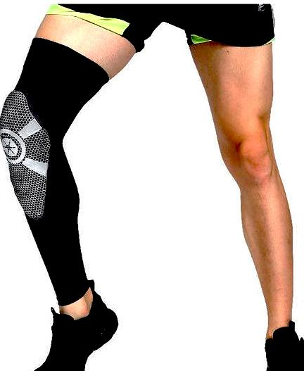 CROSSFIT KNEE SLEEVE - SPIDER KNEE CAP