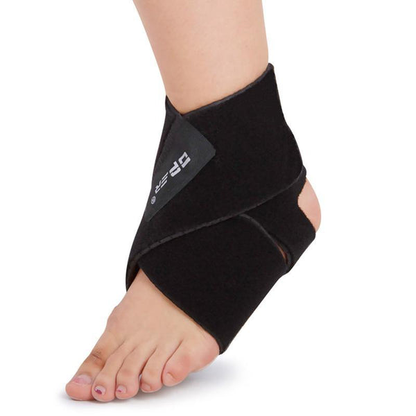 Ankle Brace Support - Anti Sprained Foot Pads