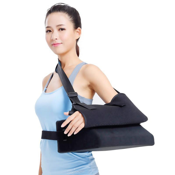 Single Shoulder Belt & Arm Support - Away from Body