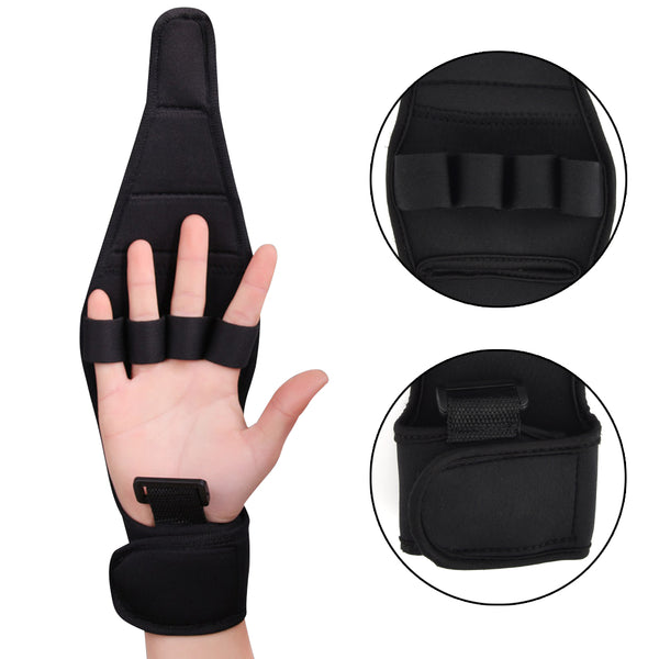 Finger Rehabilitation Auxiliary Training Gloves