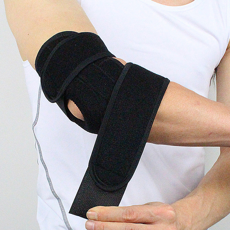 Adjustable Elbow Support Pads With Spring Supporting Codera Protector