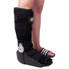 ROM Fixed Walker 17 Inch Height For Grade I/II Ankle Sprain Ligament Tears - Walking Boots Brace On Or After Torn Ligament Surgery