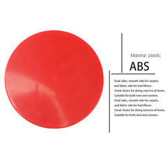 2 Piece Set Gliding Discs - Core Training Home