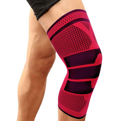 Compression Knee Sleeve - Best Knee Brace for Meniscus Tear