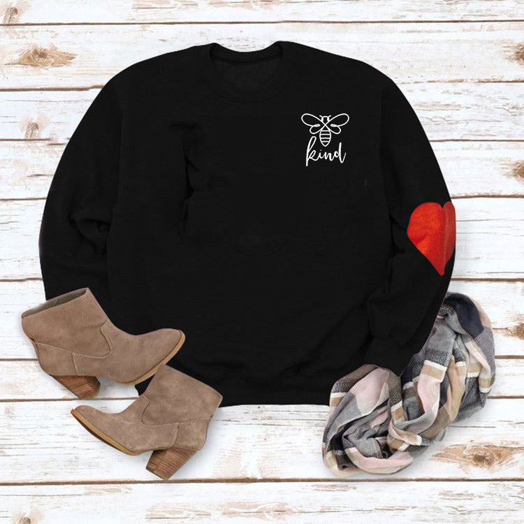 Long Sleeve Bee Kind Sweatshirt