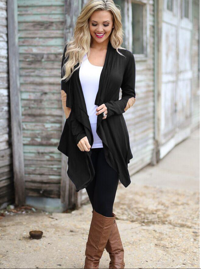Cardigan Overall Outwear  Coat - Landing Closet