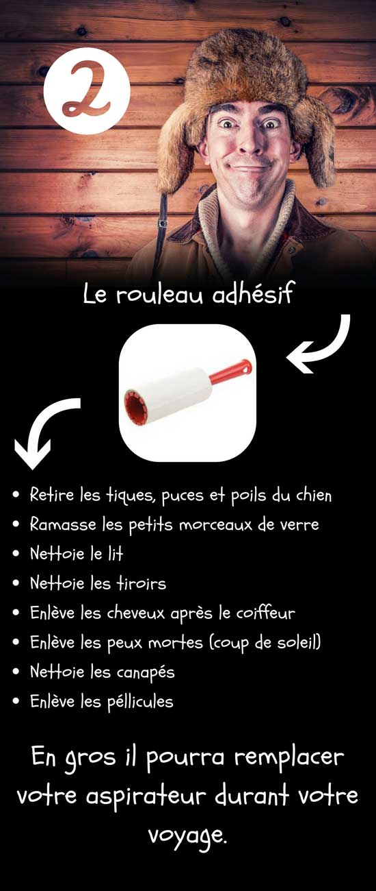 astuces road and wild