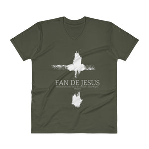 "T-shirt "" Fan de Jésus"""