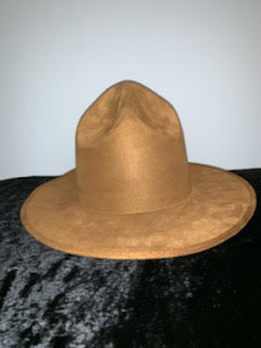 Pharrell Brown Extra Tall Mountie Hat (Yogi Bear)