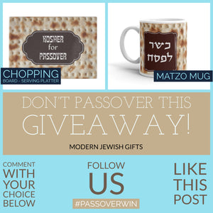 PASSOVER GIFTS GIVEAWAY