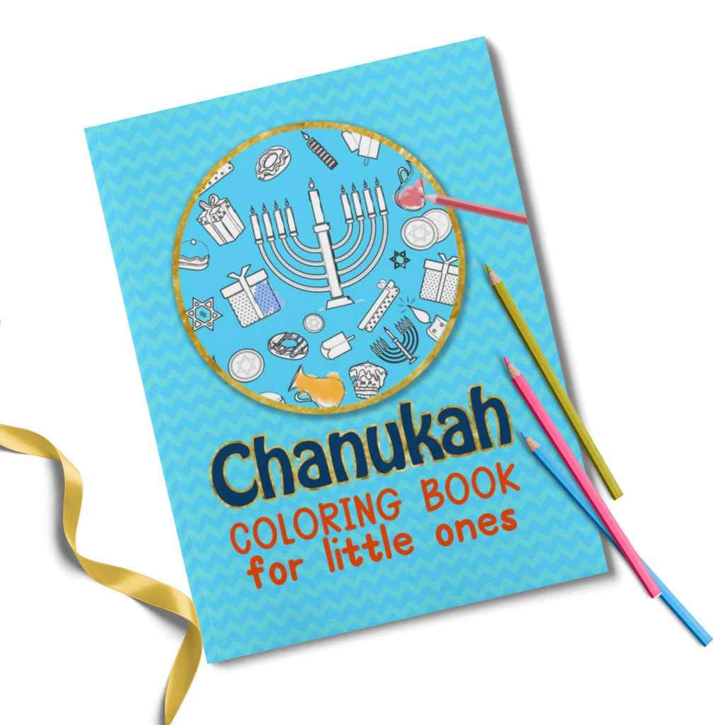 Hanukkah Books and activities for kids