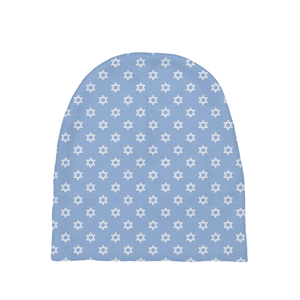 magen david new baby beanie cap