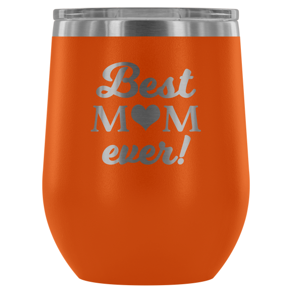 mothers gift steel etched tumbler