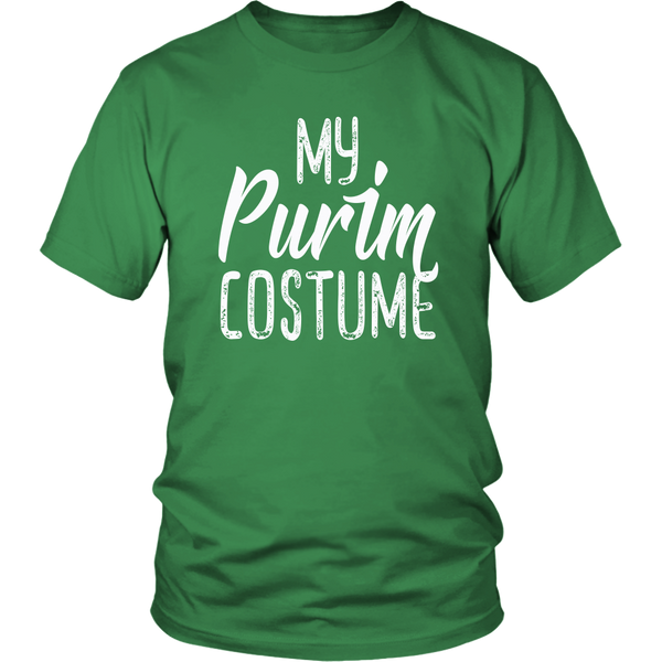 My Purim Costume - Purim T-Shirt