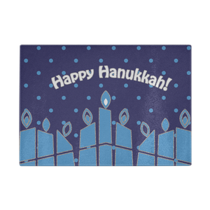 hanunkkah chopping board