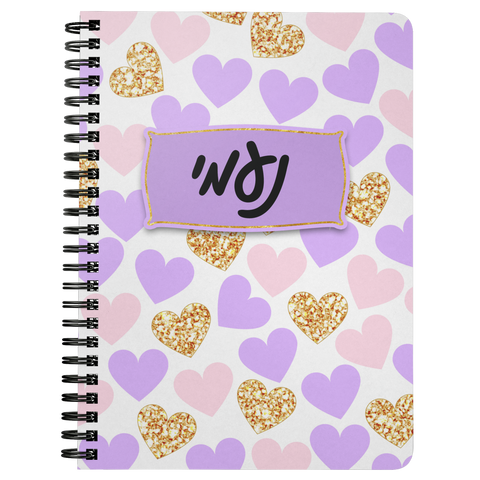 hebrew name notebook