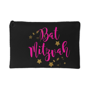 bat mitzvah gift makeup bag