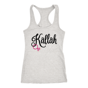 Kallah - Jewish Bride Racerback Tank and T-Shirt