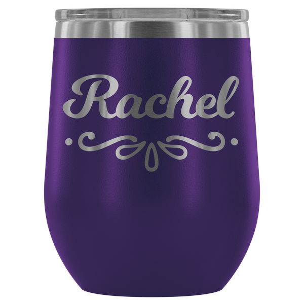 PERSONALIZED Steel Wine Tumbler
