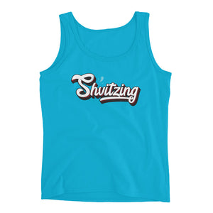 shvitz tank top for teens