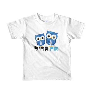 big brother hebrew tshirt