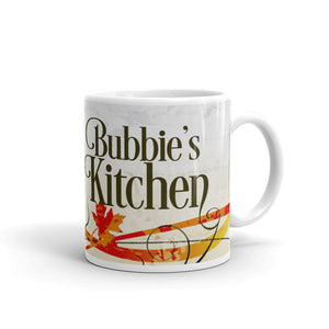 bubbie gift jewish grandmother mug
