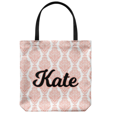 tote bag with name personalized