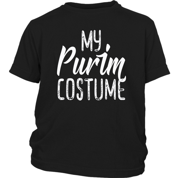 purim costume black youth