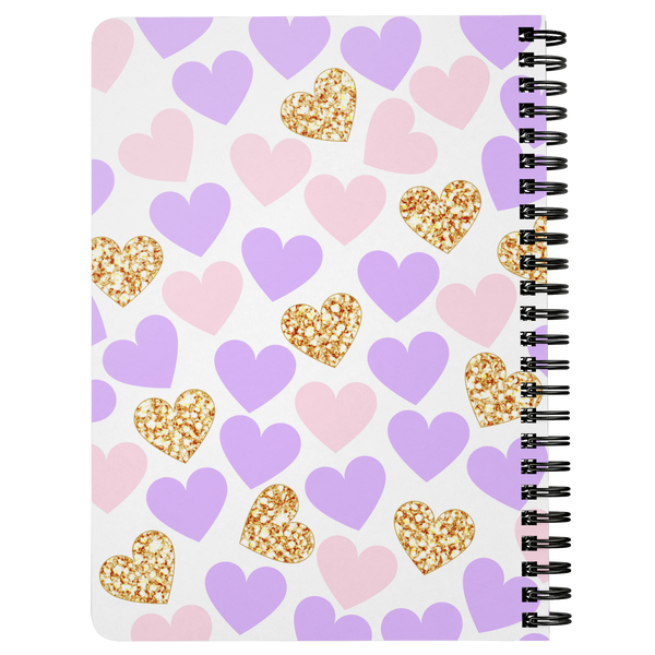 persnalized notebook