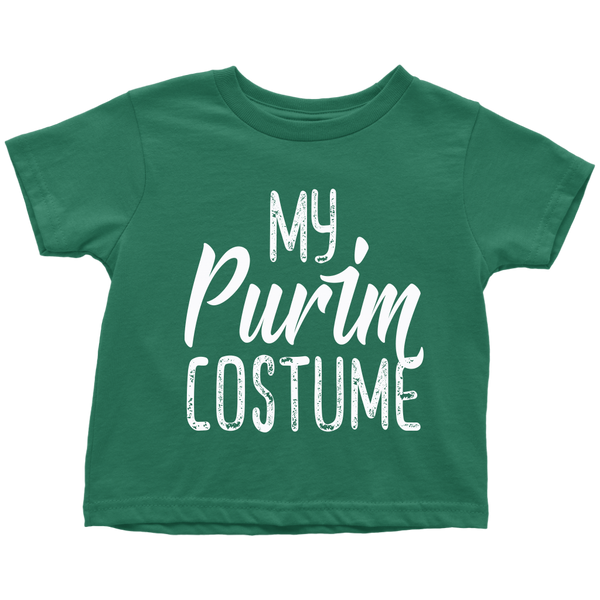 My Purim Costume - Purim Toddler T-Shirt