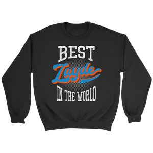 Best Zayde in the World Jewish Grandfather Sweatshirt