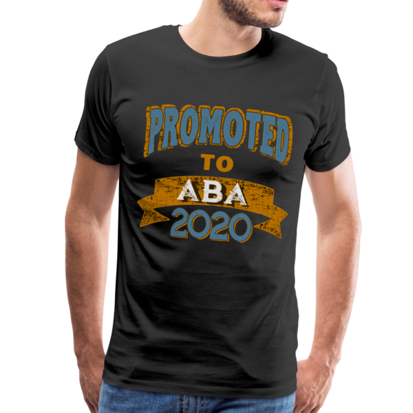 Promoted to Aba 2020 - black