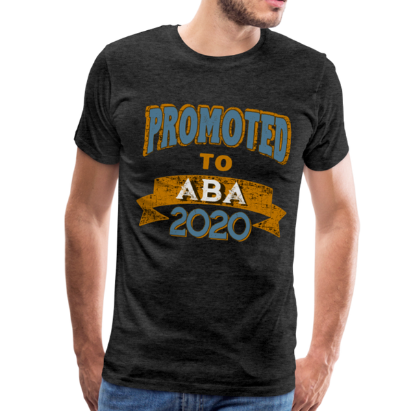 Promoted to Aba 2020 - charcoal gray