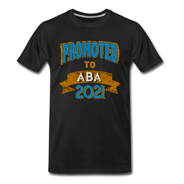 Promoted To Aba 2021 - black
