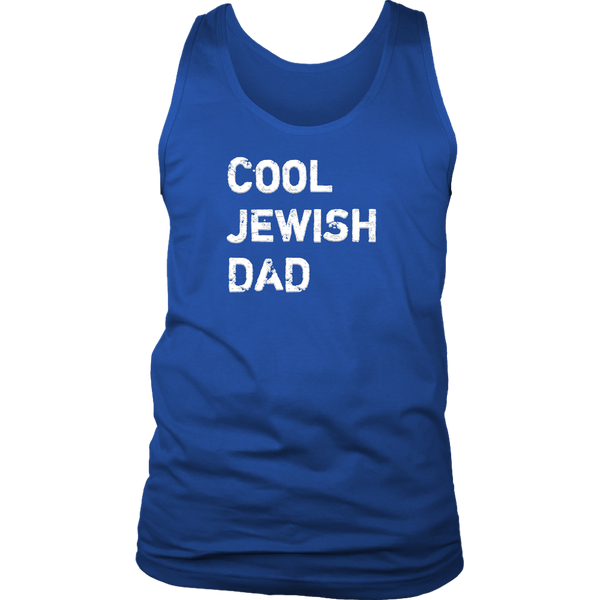 COOL JEWISH DAD SUMMER TANK TOP