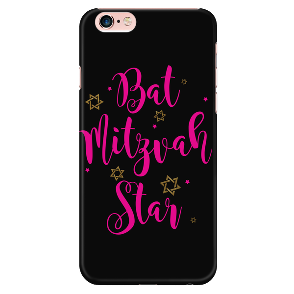 BAT MITZVA STAR , smart phone case skin