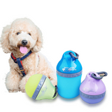Portable Silicone Water Bottle - For Travel Dogs - Petsagram